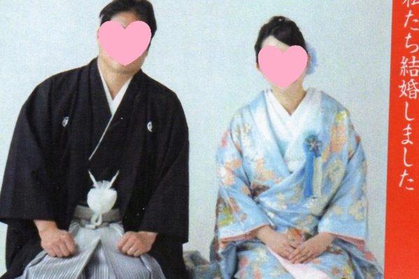 ご成婚退会【男性40代初婚&女性30代初婚】in 奈良