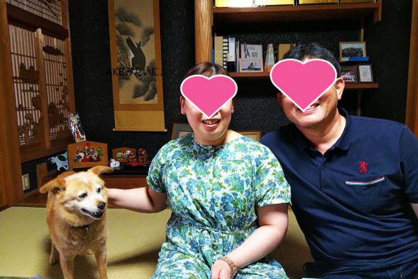 ご成婚退会【男性40代初婚&女性40代再婚】in  奈良