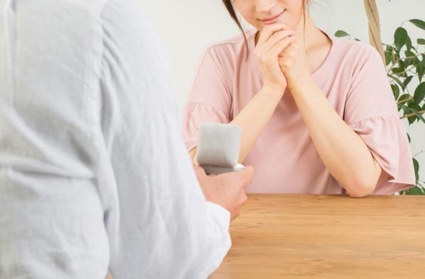 お付き合い中でのお断りは…相談所にお任せください